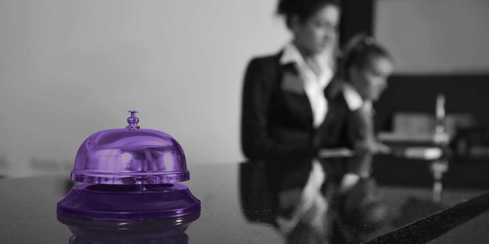 recepční a office služby AVES